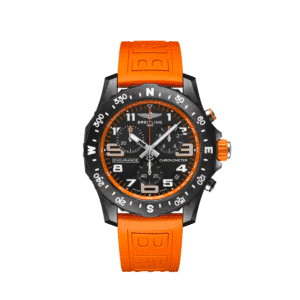 BREITLING ENDURANCE PRO in ORANGE STRAP