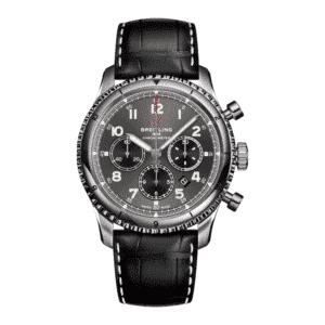 Aviator 8 B01 Chronograph 43 grey dial