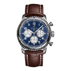 Aviator 8 B01 Chronograph 43 Blue dial