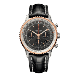 NAVITIMER STEEL AND ROSE GOLD
