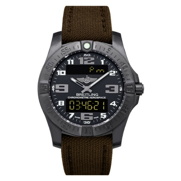 Breitling - AEROSPACE EVO NIGHT MISSION