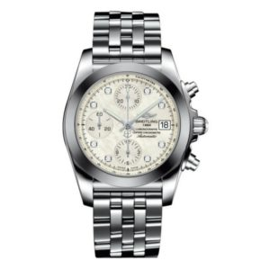 Breitling Chronomat Sleekt Steel