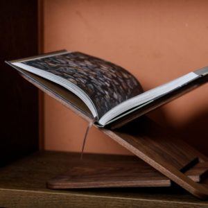 Bookstand Walnut