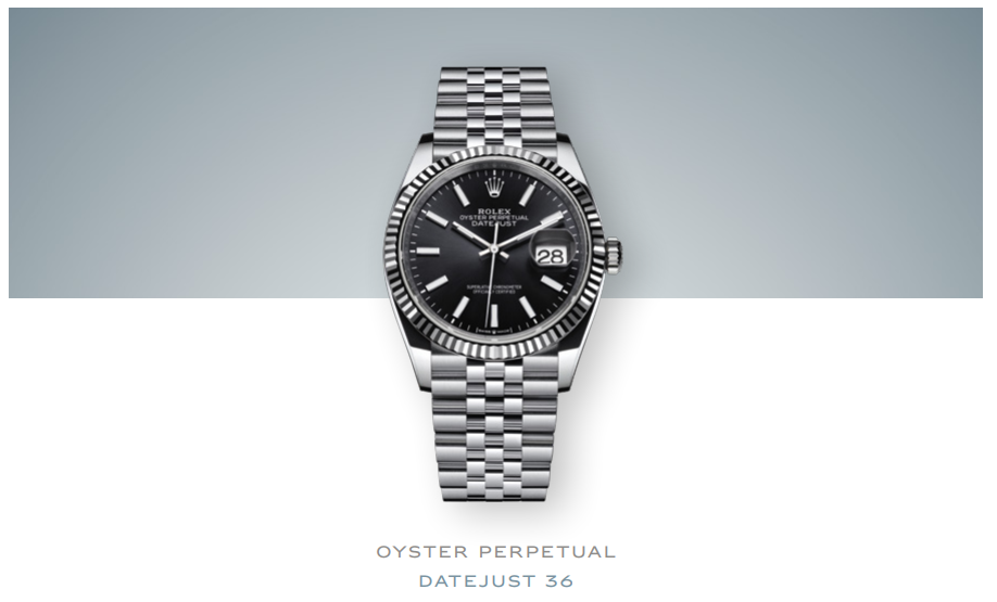 98d796f681e4 The new Rolex Oyster Perpetual Date Just 36 range - Baselworld 2019 ...