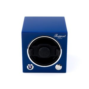 1 watch winder blue