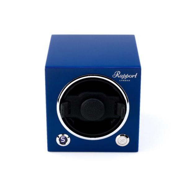 1 watch winder blue