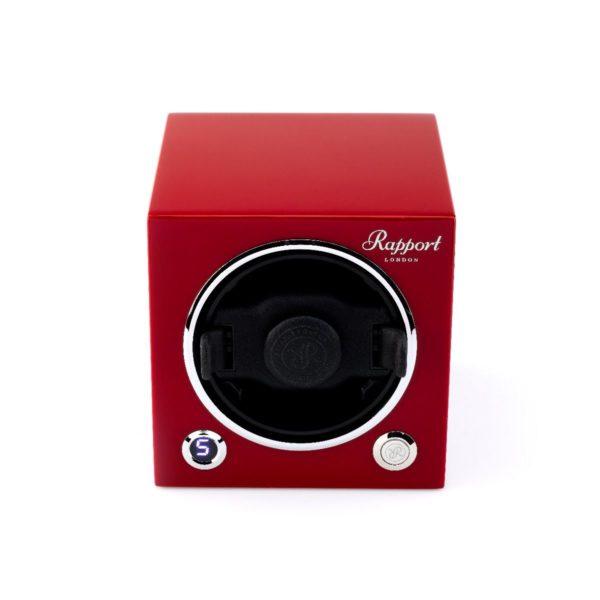 1 watch winder red
