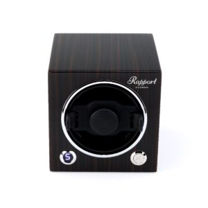 1 watch winder wood