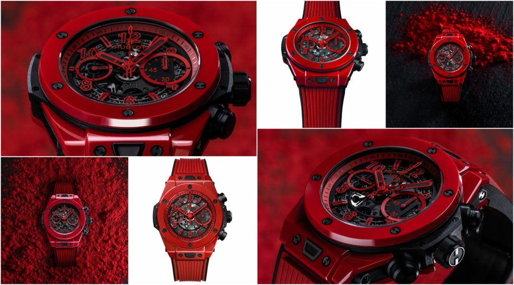 HublotBig Bang Unico Red Magic