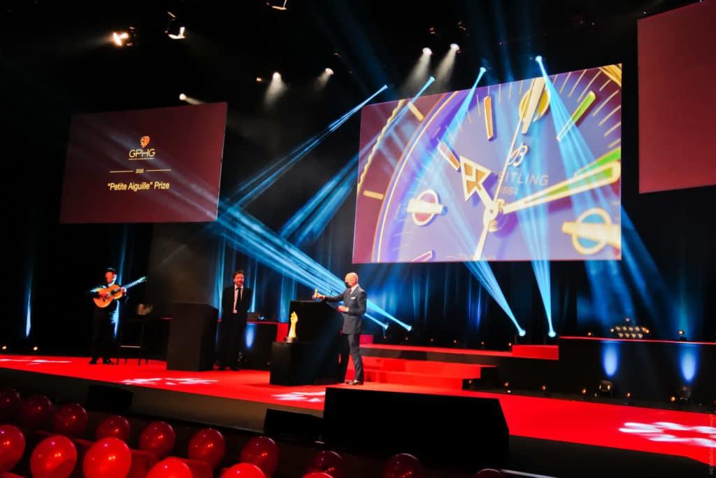 Breitling prizes