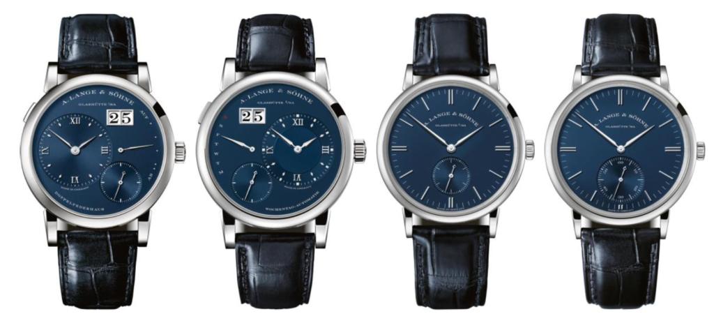 A. Lange & Söhne Blue series