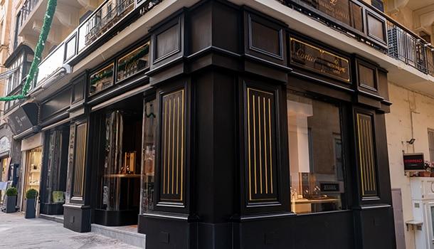 Patek Philippe & Cartier Boutique
