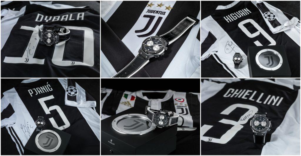 Hublot Juventus