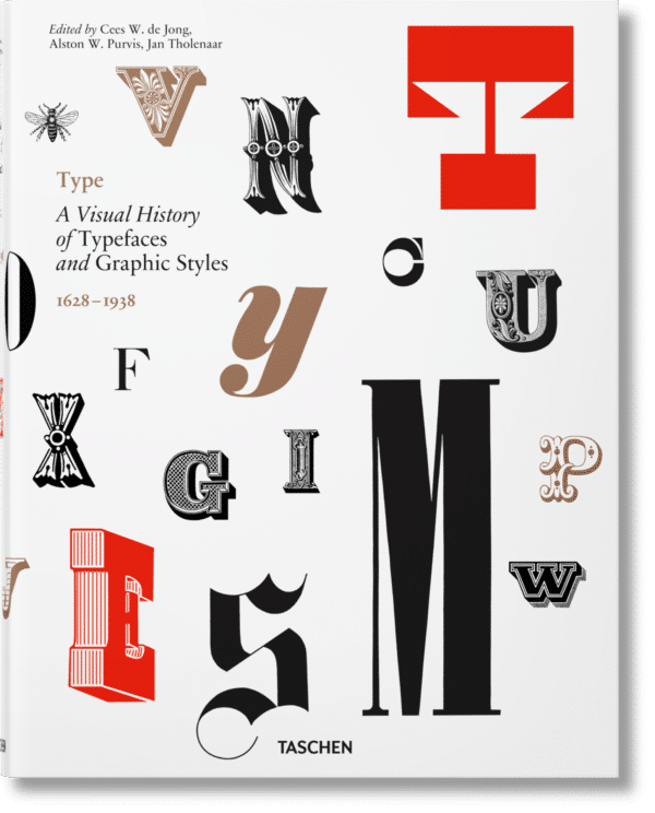 History of typeface