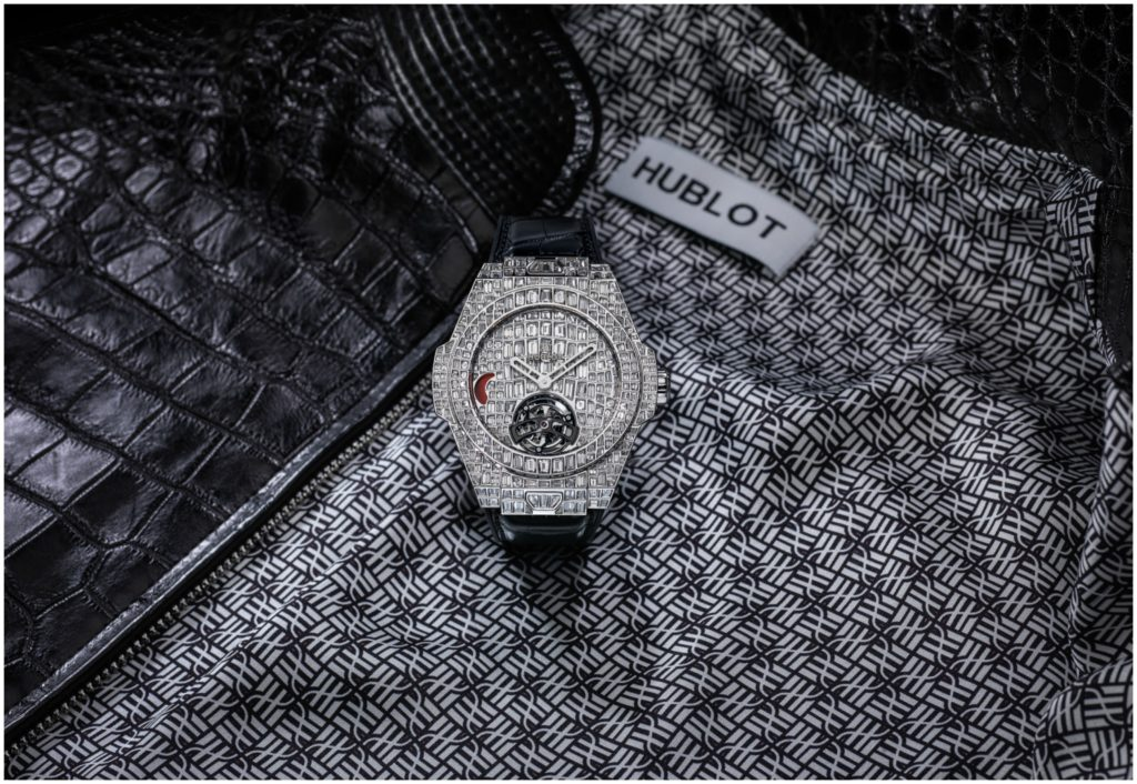 Hublot Big Bang Tourbillon Croco